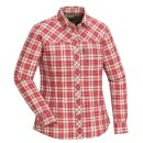 Pinewood 3028 Cumbria Insectsafe Damen Bluse Rasperry Red...