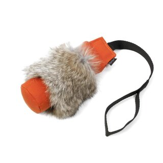 Mystique Dummy Speedy Rabbit orange mit Fell 250g
