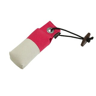 Mystique Dummy Pocket Dummy Marking hot pink / weiß 150g