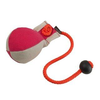 Mystique Dummy Ball Marking 150g hot pink / weiß