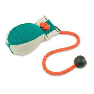 Mystique Dummy Ball Marking 150g weiß / grün