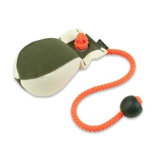 Mystique Dummy Ball Marking 150g weiß / khaki