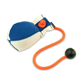Mystique Dummy Ball Marking 150g weiß / blau