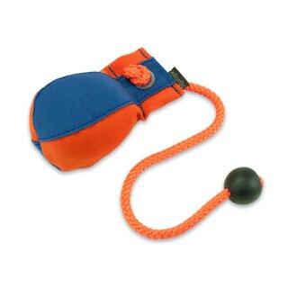 Mystique Dummy Ball Marking 150g orange / blau