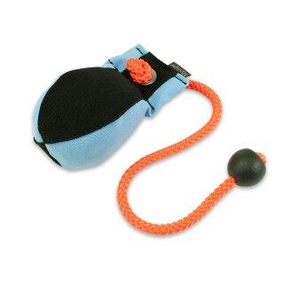 Mystique Dummy Ball Marking 150g schwarz / hellblau