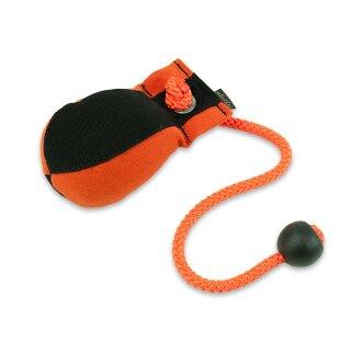 Mystique Dummy Ball Marking 150g schwarz / orange