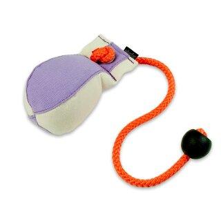 Mystique Dummy Ball Marking 150g weiß / lila
