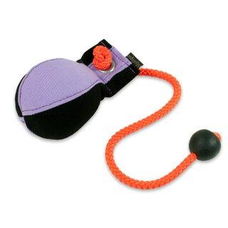 Mystique Dummy Ball Marking 150g schwarz / lila
