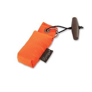 Mystique Mini Dummy Schlüsselanhänger Key Case orange