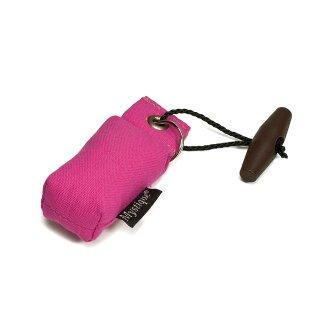 Mystique Mini Dummy Schlüsselanhänger Key Case hot pink