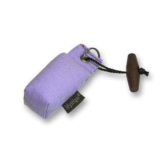 Mystique Mini Dummy Schlüsselanhänger Key Case lila