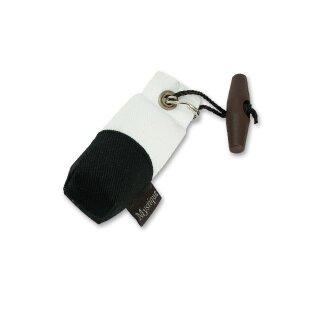 Mystique Mini Dummy Schlüsselanhänger Key Case schwarz/weiß