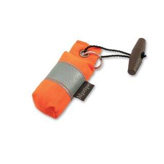 Mystique Mini Dummy Schlüsselanhänger Key Case orange reflex