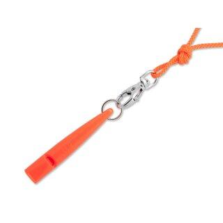 ACME Pfeife 210 mit Trill orange + Pfeifenband kostenlos