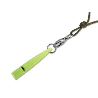 ACME Pfeife 211 1/2 lime grün + Pfeifenband kostenlos