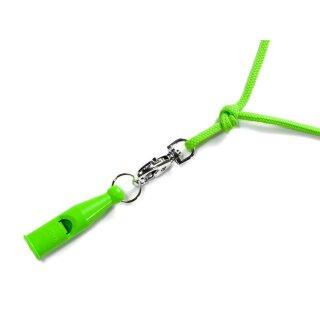 ACME Pfeife 212 Field trial neon grün + Pfeifenband kostenlos