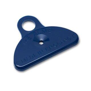 ACME Shepherd Hütehundpfeife Hundepfeife Hütepfeife Pfeife aus Kunststoff blau