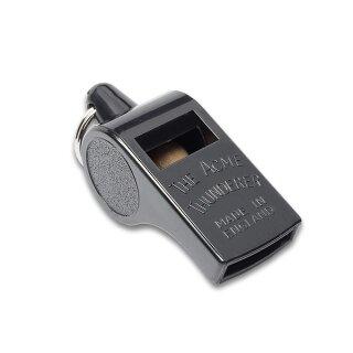 ACME Thunderer No.560 schwarz laute Trillerpfeife Triller Kunststoff Hundepfeife