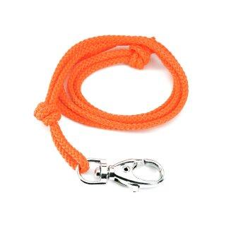 Mystique Pfeifenband nylon orange