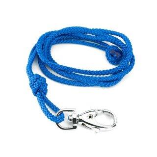 Mystique Pfeifenband nylon blau
