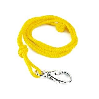 Mystique Pfeifenband nylon gelb