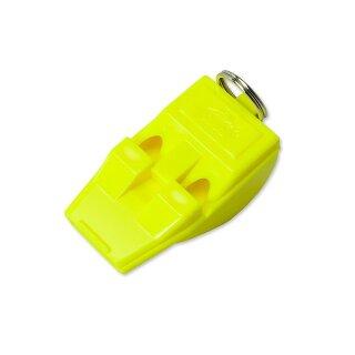ACME Tornado Thunderer T2000 Hundepfeife Pfeife neon gelb