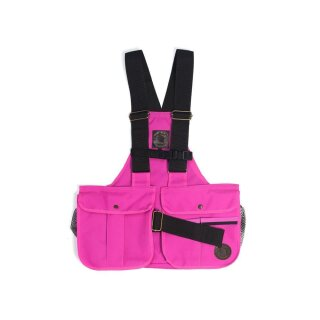 Mystique Dummyweste Trainer L pink