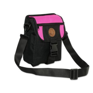 Mystique Mini Dummytasche DeLuxe schwarz/pink
