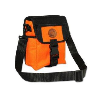 Mystique Mini Dummytasche DeLuxe orange/schwarz