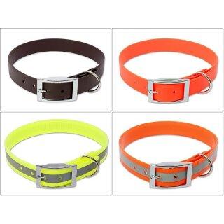 Mystique® Biothane Halsband Deluxe Hundehalsband